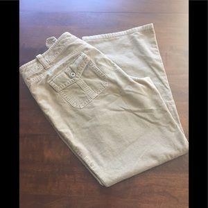 Ann Taylor corduroy pants